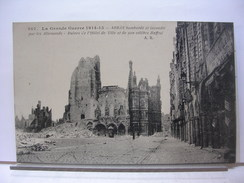 62 - ARRAS - LOT DE 7 CPA / CPSM - Arras