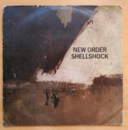 NEW ORDER - SHELLSHOCK. SINGLE. USADO - USED. - Disco, Pop