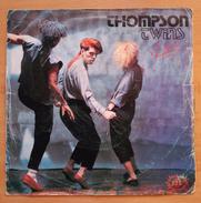 THOMPSON TWINS - LIES - SINGLE. USADO - USED. - Disco, Pop