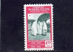 MAROC 1953 ** - Spanish Morocco