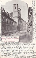 Autriche - Wien - IK Waisenhausgasse 5 - Kirche Zu Maria De Mercede è Postmarked 1903 Wien Revel - Églises
