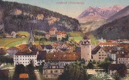 Autriche - Feldkirch - Panorama - Feldkirch