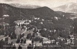 Autriche - Semmering - Hotel Panhans - Neunkirchen