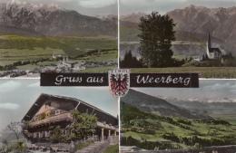 Autriche - Gruss Aus Weerberg - Schwaz