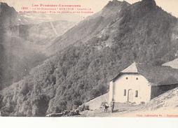09 - SENTEIN - Chapelle Et Forêt De L'Izar - Francia