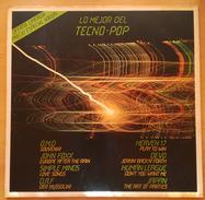 LO MEJOR DEL TECNO POP. L.P. USADO - USED. - Dance, Techno & House
