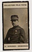 Collection Felix Potin - 1898 - REAL PHOTO - Général Borgnis-Desbordes (Borgnies-Desbordes) - Félix Potin