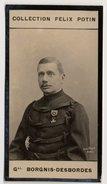 Collection Felix Potin - 1898 - REAL PHOTO - Général Borgnis-Desbordes - Félix Potin