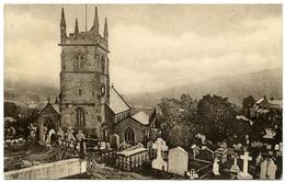 MATLOCK : THE PARISH CHURCH - Derbyshire