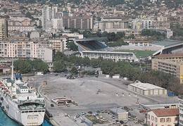 CPM  De  TOULON  (83)  -  Vue  Générale  Et  Vue Du  Stade  De  Rugby  MAYOL     //  TBE - Toulon