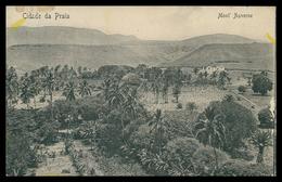 CABO VERDE - PRAIA - Cidade Da Praia. Mont'auverne.  Carte  Postale - Cap Vert