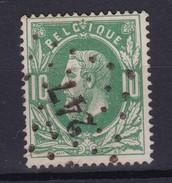 N° 30: LP 247 METTET  COBA + 6.00 - 1869-1883 Léopold II