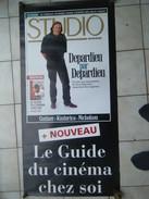 Depardieu Par Depardieu - Studio Magazine , 55 X110 Cm - Affiches