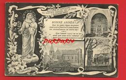 [61] Orne > BEAUCHENE ... Le Sanctuaire ... Bonne Année 1907 ...( Cpa En Bon état ) - Autres Communes