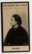 Collection Felix Potin - 1898 - REAL PHOTO - Bruant, Homme De Lettres - Félix Potin