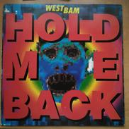 WEST BAM - HOLD ME BACK - MAXI - SINGLE. USADO - USED. - 45 T - Maxi-Single