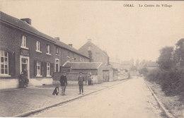 Omal - Le Centre Du Village (belle Animation, Café, Edit. Henri Kaquet) - Geer