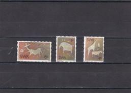 Sudoeste Africano Nº 338 Al 340 - África Del Sur (1961-...)