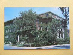 L'Université De Syracuse. Le Slocum Hall. - Syracuse