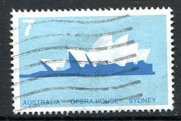 Australia 1973 Architecture - 7c Opera House - P.15 X 14 - Used (SG 556b) - 1966-79 Elizabeth II