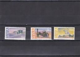 Sudoeste Africano Nº 351 Al 353 - África Del Sur (1961-...)