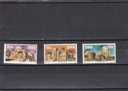 Sudoeste Africano Nº 362 Al 364 - África Del Sur (1961-...)