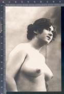 345/22  CPA CARTOLINA POSTALE DONNA NUDA EROTICA SEX PRIMI 900 RIPRODUZIONE DA ORIGINALE - Beauté Féminine D'autrefois < 1920