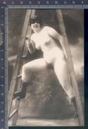 345/23  CPA CARTOLINA POSTALE DONNA NUDA EROTICA SEX PRIMI 900 RIPRODUZIONE DA ORIGINALE - Beauté Féminine D'autrefois < 1920