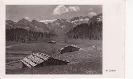 AK Gotzenalm Mit Blick Auf Übergoss Und Hochkönig - 1942  (28356) - Berchtesgaden