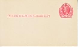 US UX 23  ** - Postal Stationery