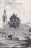 Gyseghem Gysegem - Kerk S Martinus (animatie) - Aalst