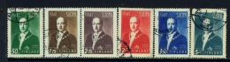 FINLAND  -  1941  Ryti  Set  Used As Scan - Used Stamps