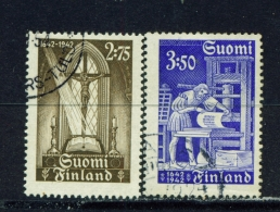 FINLAND  -  1942  Printing  Set  Used As Scan - Used Stamps