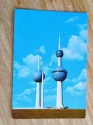 C.P.A. KUWAIT : Kuwait Towers - Koweït