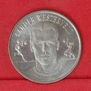NETHERLAND    - SANDER WESTERVELD ORANGE 2000    - (Nº18160) - Nederland