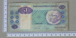 ANGOLA 5 KWANZAS 2011 -   (Nº18165) - Angola