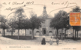 HERMONVILLE - La Mairie - Unclassified