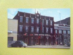 L'Hôtel King George. - Sherbrooke