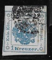 AUSTRIA , 1877    USED # PR5,    Crown  Used - Oblitérés
