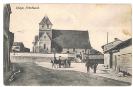 EPOYE FRANKREICH  ****   A   SAISIR     ***** - Autres Communes
