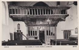 LLANEILIAN CHURCH INTERIOR - Anglesey
