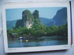 Thailand Krabi Panorama - Thailand