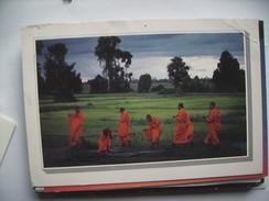 Thailand Buddhist Monks - Thailand