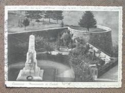 CAMERINO - MONUMENTO AI CADUTI -ANNI 30      -BELLA - Italy