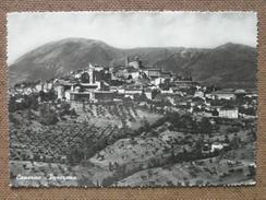 CAMERINO - 1955  - PANORAMA        -BELLA - Italy