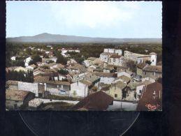 CP (84) Vedène  -  Vue Générale Et Le Mont-Ventoux - Otros Municipios