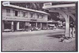 LE CHÂTELARD FRONTIERE - CAFE DES TOURISTES - TB - VS Valais