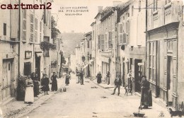 PUY-L'EVEQUE GRANDE-RUE ANIMEE 46 LOT - Unclassified