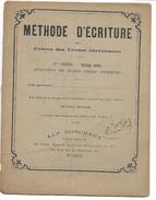 METHODE D'ECRITURE Des Frères Des Ecoles Chrétiennes - CAHIER - 12me ORDRE - Manuskripte