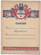 PROTEGE-CAHIER PILE WONDER - Book Covers